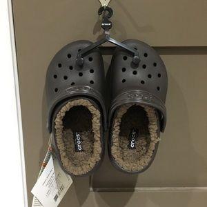 Crocs Classic lined Clogs